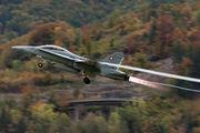 J-5237 - Switzerland - Air Force McDonnell Douglas F/A-18D Hornet aircraft