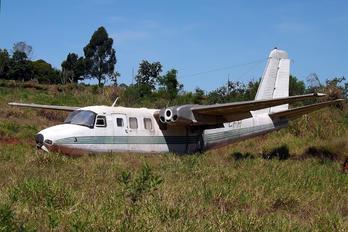PT-CFR - Private Aero Commander 680FL Grand Commander