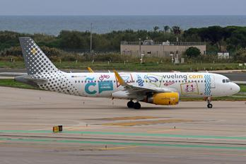 EC-LZM - Vueling Airlines Airbus A320