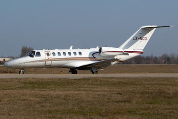 LX-NCG - Private Cessna 525B Citation CJ3