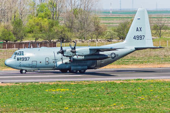 164997 - USA - Navy Lockheed C-130T Hercules