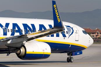 EI-EVS - Ryanair Boeing 737-800