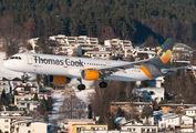 G-TCDH - Thomas Cook Airbus A321 aircraft