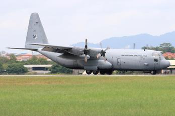 M30-14 - Malaysia - Air Force Lockheed C-130H Hercules