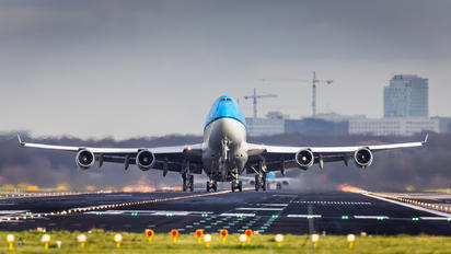 #1 KLM Boeing 747-400 PH-BFG taken by Dennis Janssen