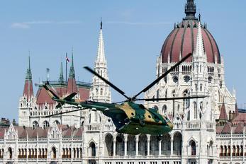 3301 - Hungary - Air Force Mil Mi-8T