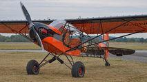 OK-VUV64 - Private Zlín Aircraft Savage Bobber aircraft