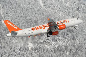 G-EZWB - easyJet Airbus A320