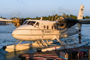 8Q-MAZ - Trans Maldivian Airways - TMA de Havilland Canada DHC-6 Twin Otter