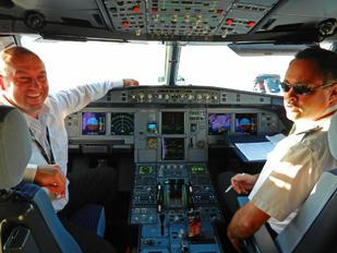 G-EZTT - easyJet Airbus A320