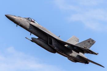 168464 - USA - Navy Boeing F/A-18E Super Hornet