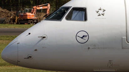 D-AECH - Lufthansa Regional - CityLine Embraer ERJ-190 (190-100)