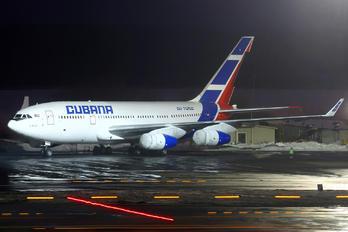 CU-T1250 - Cubana Ilyushin Il-96