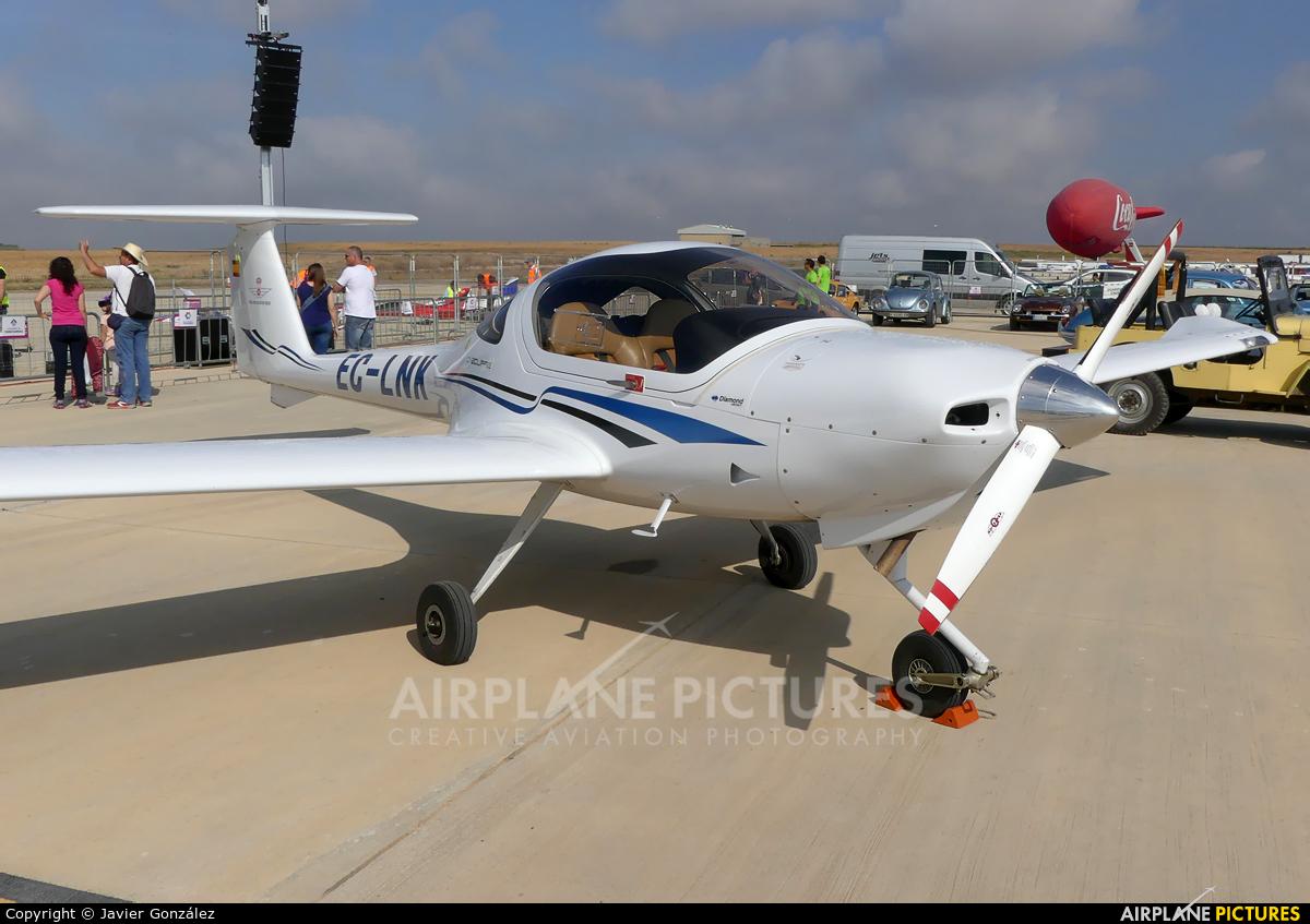 Cesda EC-LNK aircraft at Lleida - Alguaire