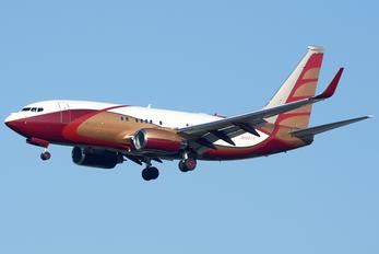 N888TY - Private Boeing 737-700 BBJ