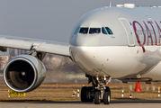 A7-ACM - Qatar Airways Airbus A330-200 aircraft