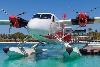8Q-MAW - Trans Maldivian Airways - TMA de Havilland Canada DHC-6 Twin Otter