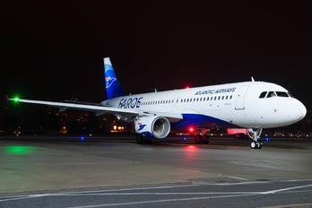 OY-RCJ - Atlantic Airways Airbus A320