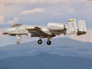 AF-80214 - USA - Air Force Fairchild A-10 Thunderbolt II (all models)