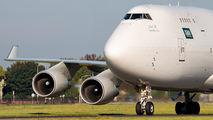 TF-AML - Saudi Arabian Cargo Boeing 747-400BCF, SF, BDSF aircraft