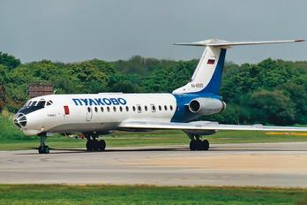 RA-65109 - Pulkovo Airlines Tupolev Tu-134A