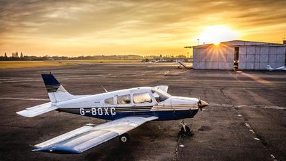 G-BOXC - Private Piper PA-28 Warrior