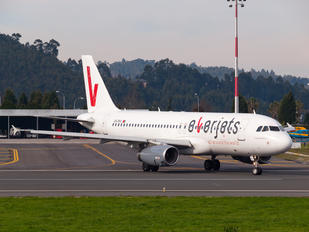 CS-TKV - Everjets Airbus A320