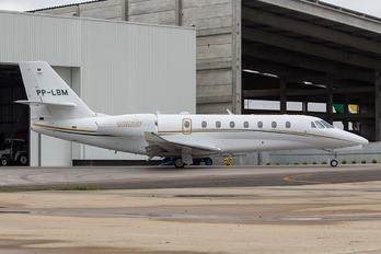 PP-LBM - Private Cessna 680 Sovereign