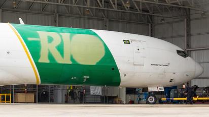 PR-IOC - Sideral Air Cargo Boeing 727-200F (Adv)