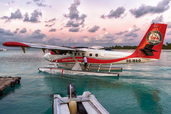8Q-MAO - Trans Maldivian Airways - TMA de Havilland Canada DHC-6 Twin Otter