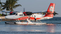 8Q-MBA - Trans Maldivian Airways - TMA de Havilland Canada DHC-6 Twin Otter aircraft