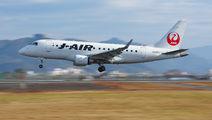 JA222J - J-Air Embraer ERJ-170 (170-100) aircraft