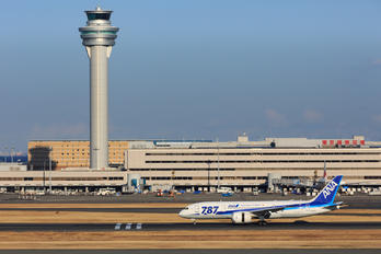JA817A - - Airport Overview - Airport Overview - Runway, Taxiway