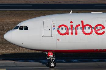 D-ALPB - Air Berlin Airbus A330-200