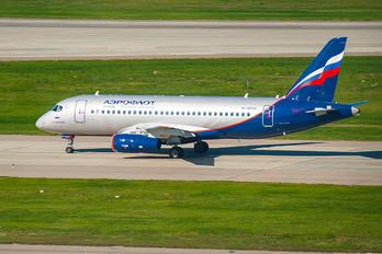 RA-89032 - Aeroflot Sukhoi Superjet 100