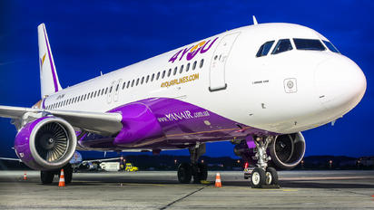 UR-CMK - YanAir Airbus A320