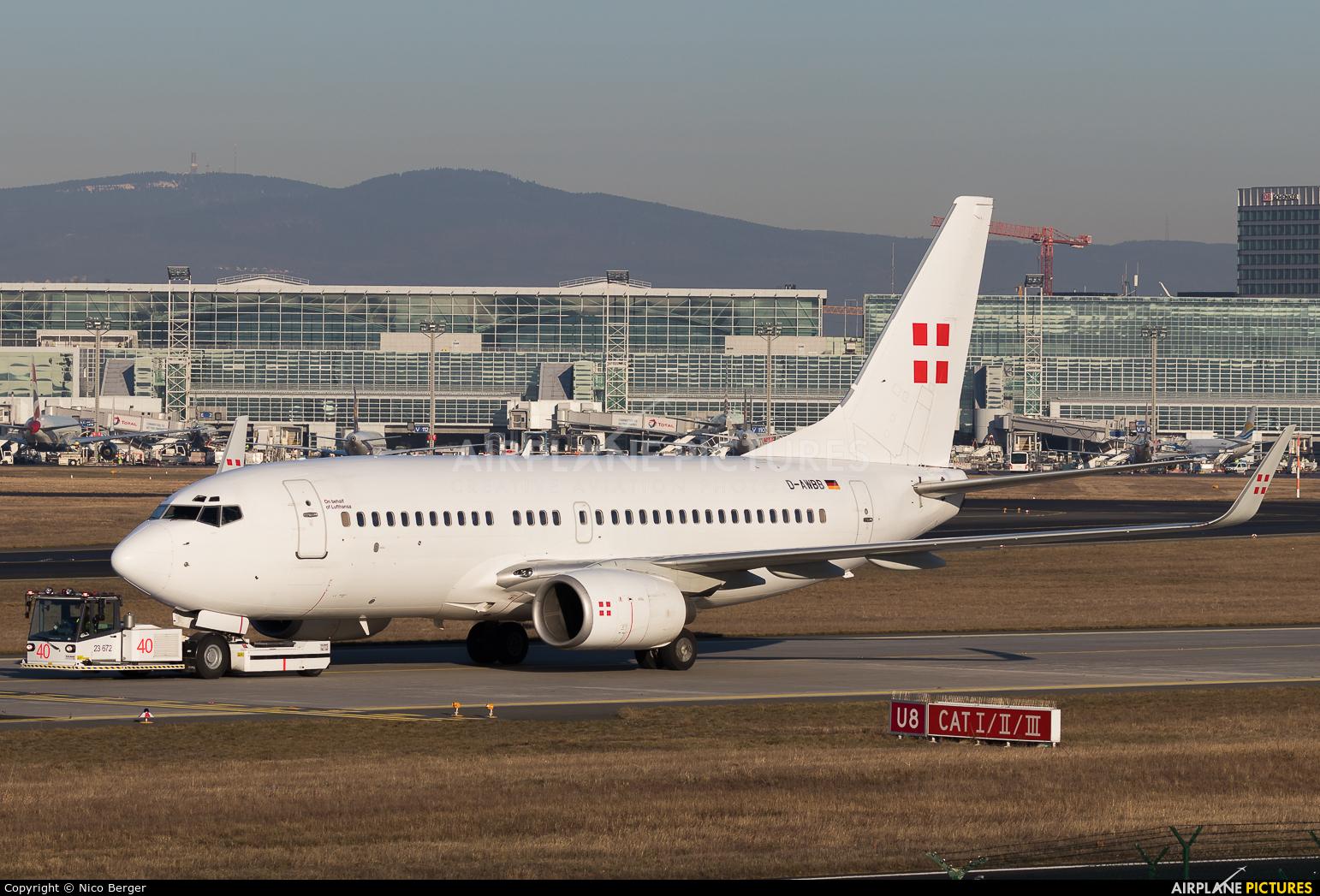 PrivatAir D-AWBB aircraft at Frankfurt