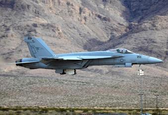 169116 - USA - Navy Boeing F/A-18E Super Hornet