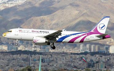 EP-AJI - Meraj Airlines Airbus A320
