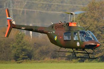 S5-HPK - Slovenia - Air Force Bell 206B Jetranger III