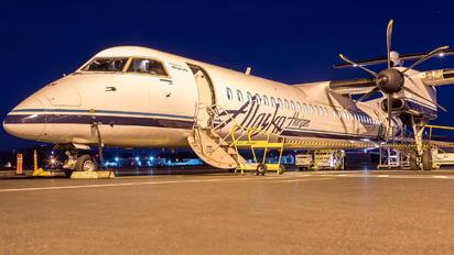 N404QX - Alaska Airlines - Horizon Air de Havilland Canada DHC-8-400Q / Bombardier Q400