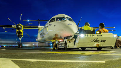 N403QX - Horizon Air de Havilland Canada DHC-8-400Q / Bombardier Q400