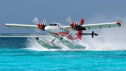 8Q-TML - Trans Maldivian Airways - TMA de Havilland Canada DHC-6 Twin Otter