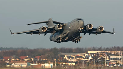 ZZ178 - Royal Air Force Boeing C-17A Globemaster III