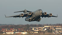 ZZ178 - Royal Air Force Boeing C-17A Globemaster III aircraft