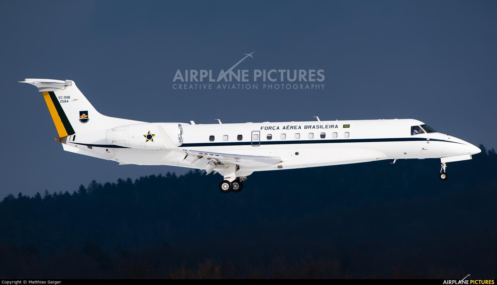 Brazil - Air Force 2584 aircraft at Zurich