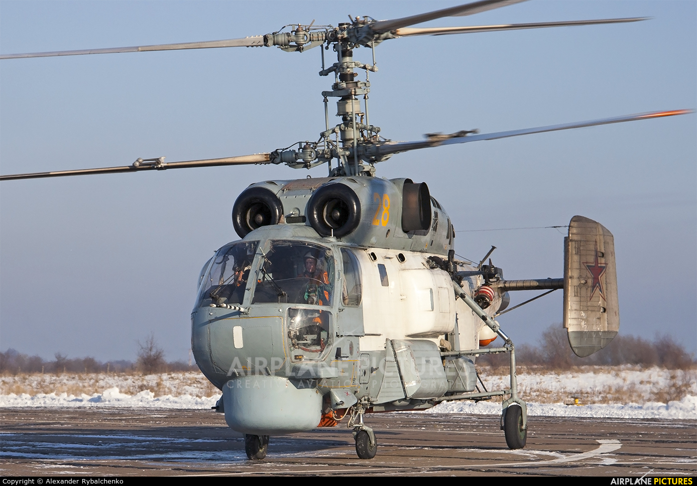 Russia - Navy 28 aircraft at Undisclosed Location