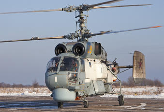 28 YELLOW - Russia - Navy Kamov Ka-27