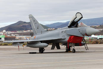 C.16-45 - Spain - Air Force Eurofighter Typhoon S