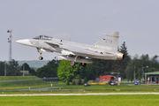 39278 - Sweden - Air Force SAAB JAS 39C Gripen aircraft